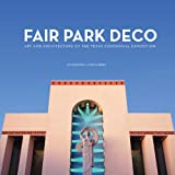 Fair Park Deco, Jim Parsons and David Bush, 0875655017