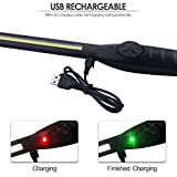 MODOAO Rechargeable COB LED Work Light 700 Lumens
