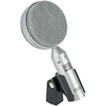 Nady RSM-4 Unique Style Ribbon Microphone for vocals, guitar cabinets, horns – Classic vintage sound