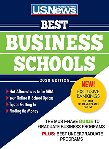 Pdf Test Preparation Best Business Schools 2020