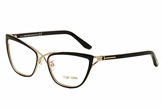 6abb1b296e Amazon.com: Tom Ford FT5272 Eyeglasses Color 005: Clothing