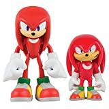 Sonic Collector Series 2 Figure Pack with Comic, Classic Knuckles & Modern Knuckles