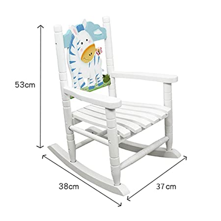Amazon.com: HYYTY-Y Kids Rocking Chair, Wooden Fun Safety ...