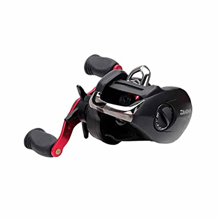 9cb3a55911e Amazon.com : Daiwa MF100THS Megaforce THS Baitcasting, with Twitchin' bar :  Fishing Reels : Sports & Outdoors