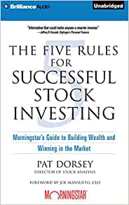 pat dorsey five rules investing pdf