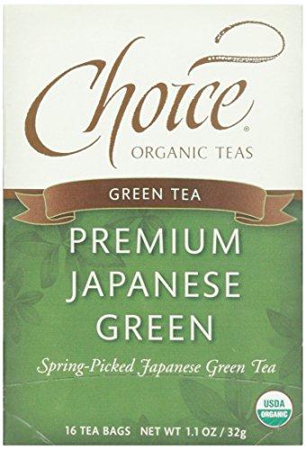 Choice Organic Premium Japanese Green product image