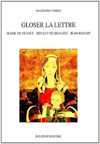 Risultati immagini per Gloser la lettre