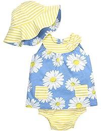 Baby Girls' 3 Piece Dress Set