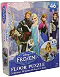 Disney Frozen Floor Puzzle (46-Piece) 24'' x 36'' Styles Will Vary