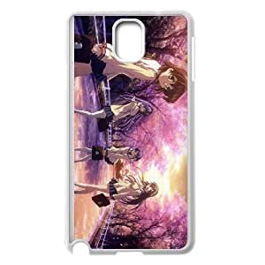 Clannad Samsung Galaxy Note 3 Cell Phone Case White Gift pjz003_3185159
