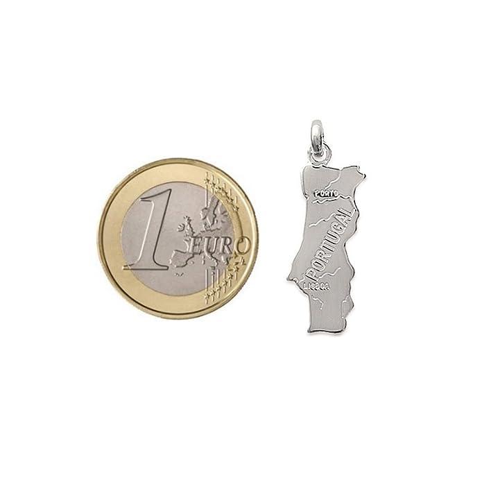 MARY JANE - Pendentif Argent Femme Homme - Larg 10mm   Haut 23mm - Argent  925 000 (Portugal)  Amazon.fr  Bijoux aebe5d2f0b7
