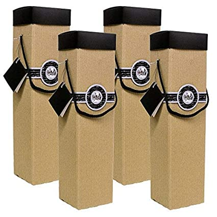 Amazon Com Gift Box Sancerre Black Wine Box Set Of 4pcs Wine Gift