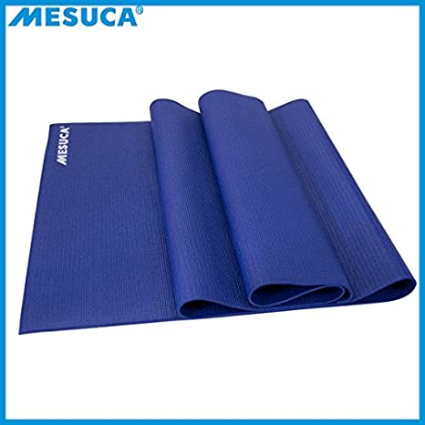Amazon.com : IDS Home Comfort Blue Yoga MAT(4MM)?for ...