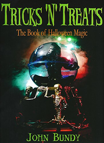 Tricks 'N' Treats - The Book of Halloween Magic -