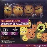 Halloween Muscial Pumpkin Lights LED Light Show