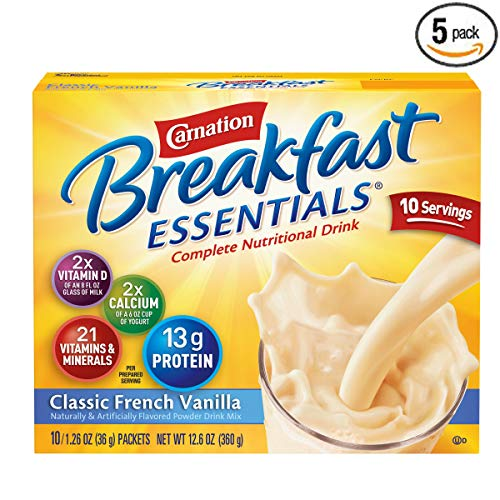 Instant Breakfast Drinks