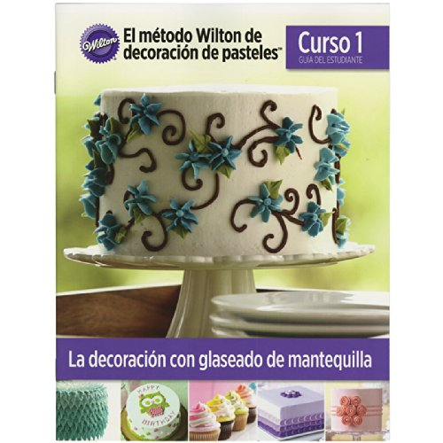 Wilton Lesson Plan Book in Spanish Course (Cake Design Lesson Plan)