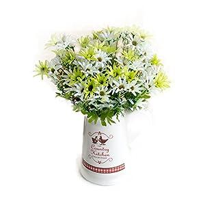 Bluelans 1 Bouquet Charming Fake Little Daisy Artificial Flower Wedding Home Decoration 103