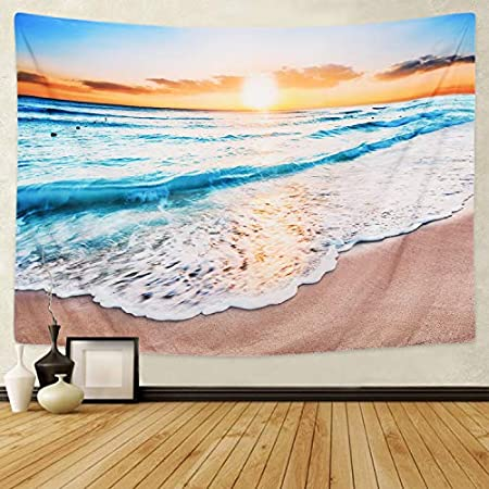 51gbsVlFwPL._SS450_ Beach Tapestries and Coastal Tapestries
