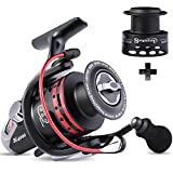 Cheap Sougayilang Fishing Reels Powerful 13+1BB Spinning Reels Ultra Smooth Reel for Saltwater or Freshwater- New for 2018!