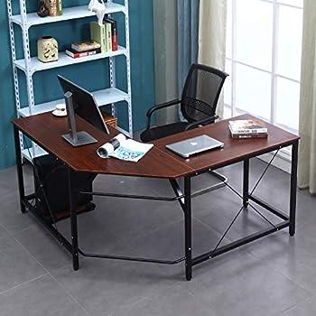 Amazon Com Soges 59 Quot X 59 Quot Large L Shaped Desk Computer