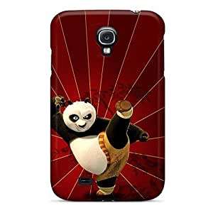 Anti-scratch And Shatterproof Kung Fu Panda Phone Case For Galaxy S4/ High Quality Tpu Case