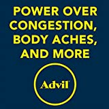 Advil Sinus Congestion And Pain Relief, 200mg