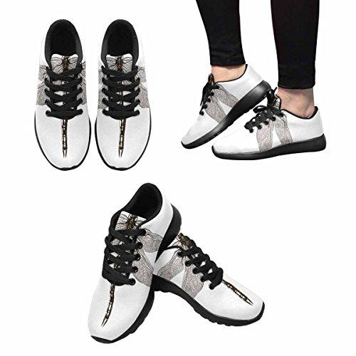 Scarpa Da Jogging Leggera Da Donna Running Jogging Leggera Easy Go Walking Sport Comfort Scarpe Da Corsa Multi 13