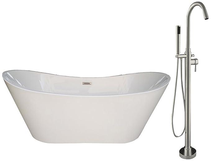 WoodBridge Acrylic Freestanding Bathtub Review