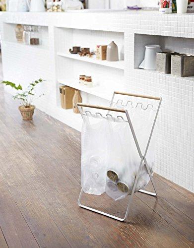YAMAZAKI home Tosca Grocery Bag Holder by YAMAZAKI home (Image #1)