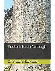 Footprints on furlough