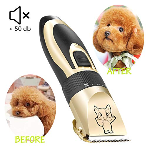 Dog Grooming Kit Clippers