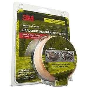 3m 39045 headlight renewal kit with protectant automotive. Black Bedroom Furniture Sets. Home Design Ideas