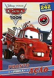 Carros Toon: Pronto Para a Ação