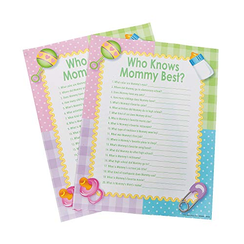Fun Express - Who Knows Mommy Best Baby