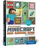 Minecraft - Dein Survival-Guide. Craften — Bauen — Kämpfen u.v.m. Inkl. Poster - aktuell zu Version 1.9.