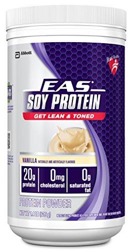 EAS AdvantEdge Soy Protein Powder, Vanille, £ 1,3