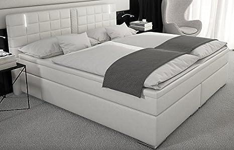 Cama nuernberg 180 x 200 luxusbett CAMA DE HOTEL Americano: Amazon.es: Hogar