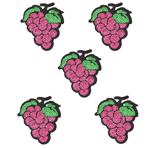 grape applique - 2