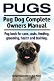 Pug Dog Complete Owners Manual has the answers you need when researching this comical canine with the large, pleading eyes.  Learn about this small, wrinkly faced canine and find out whether or not this sweet natured, snoring dog will be the ...
