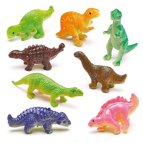 6 opinioni per Dinosauri Elastici. Piccoli Giocattoli, Perfetti per Giocare o per Sacchetti