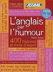 Pack MP3 Anglais Humour (livre+1CD mp3)