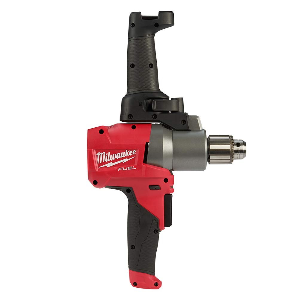 Milwaukee 2810-20 M18 FUEL Mud Mixer with 180° Handle Bare Tool by Milwaukee.Inc