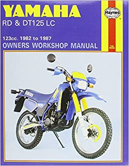 Yamaha RD & DT125LC, 82-87 (Haynes Powersport) Paperback – May 1, 2018
