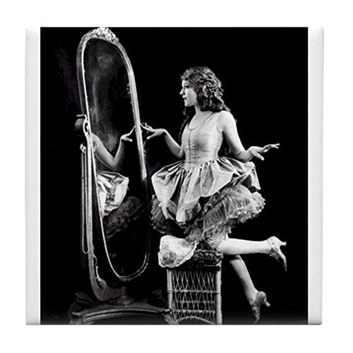 (CafePress - Mary Pickford - Tile Coaster, Drink Coaster, Small Trivet)
