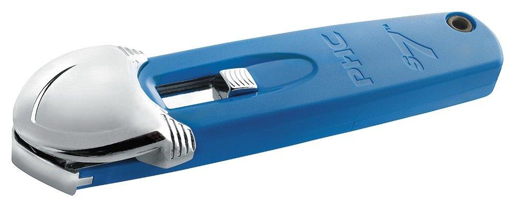 S7 Premium Safety Cutter - 3-in-1 (Cutter, Tape Splitter, Film Cutter)