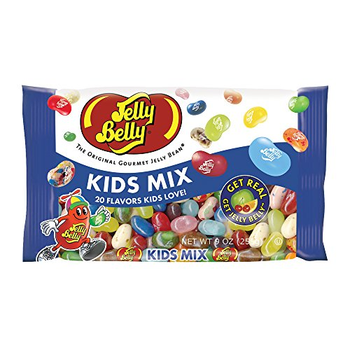 Jelly Belly Kids Mix Jelly Beans, 20 Kid-Friendly Flavors, 9