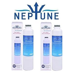 Neptune DA29-00020B Refrigerator Water Filter Replacement for Samsung DA29-00020B, DA29-00020A, HAF-CIN/EXP, 46-9101