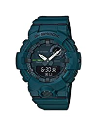 Casio GBA800-3A G-Shock Men's Watch Green 48.6mm Resin