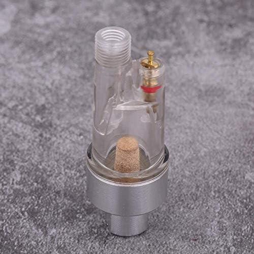 Kimiss 1 8 Luftfilter Feuchtigkeit Wasserabscheider Öl Elektronik